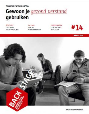 Cover BackStage 14