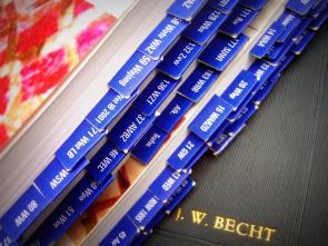 Wetboek - afbeelding van René Gademann, Flickr.com, CC-licentie