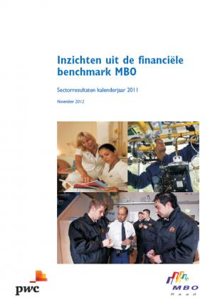 Zevende Benchmark mbo - Financiële prestaties