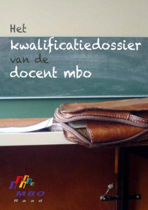 Kwalificatiedossier mbo-docent