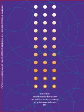 Afbeelding van cao mbo 2018-2020