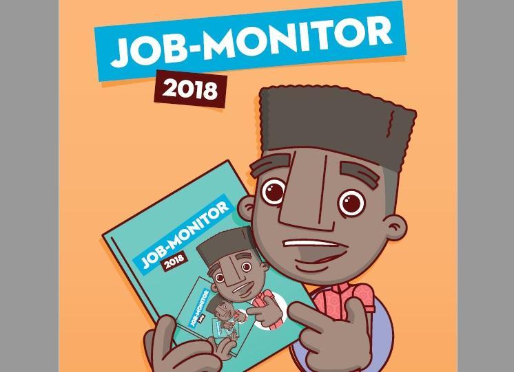 Afbeelding van JOB Monitor 2018