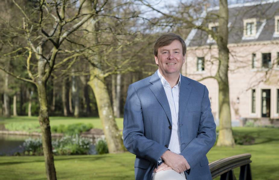 Afbeelding van Koning Willem Alexander,  © RVD - Frank van Beek
