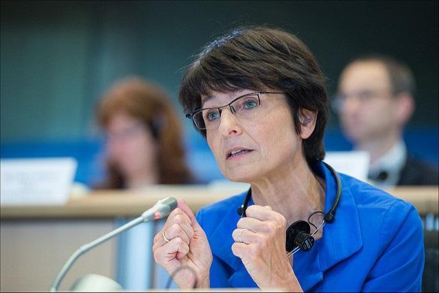 Afbeelding van eurocommissaris Marianne Thyssen