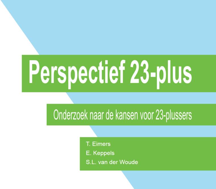 Rapport Perspectief 23-Plus