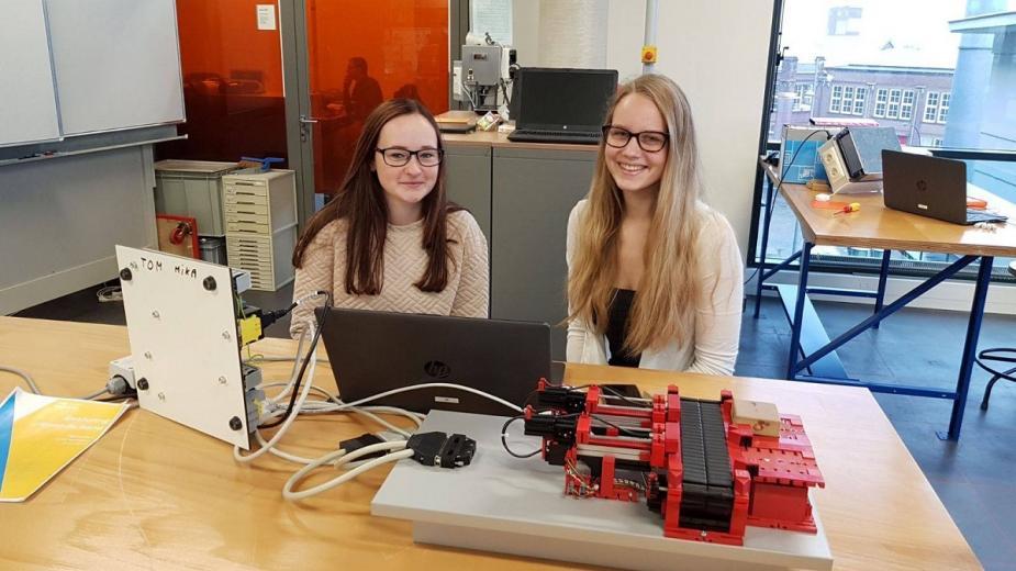 roc van twente college meiden in techniek (genderscan)