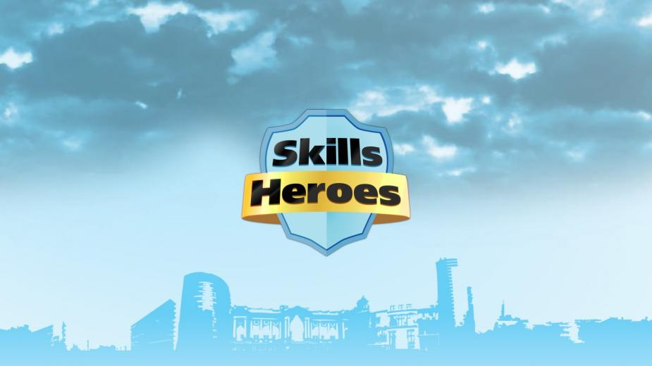 Logo Skills Heroes
