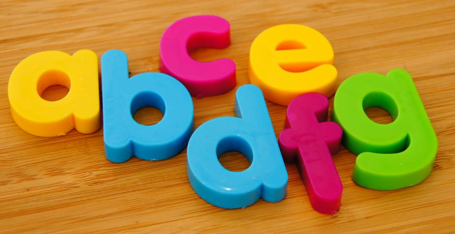 Alfabet - Afbeelding van Martin Abegglen, Flickr.com, CC-licentie