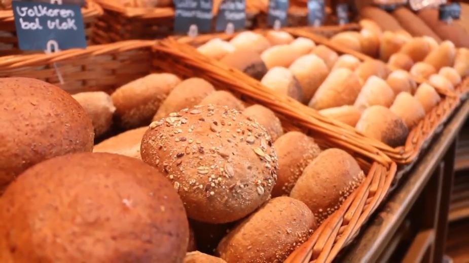 Afbeelding van een brood, still uit de introductievideo vakkennis opening mbo-jaar