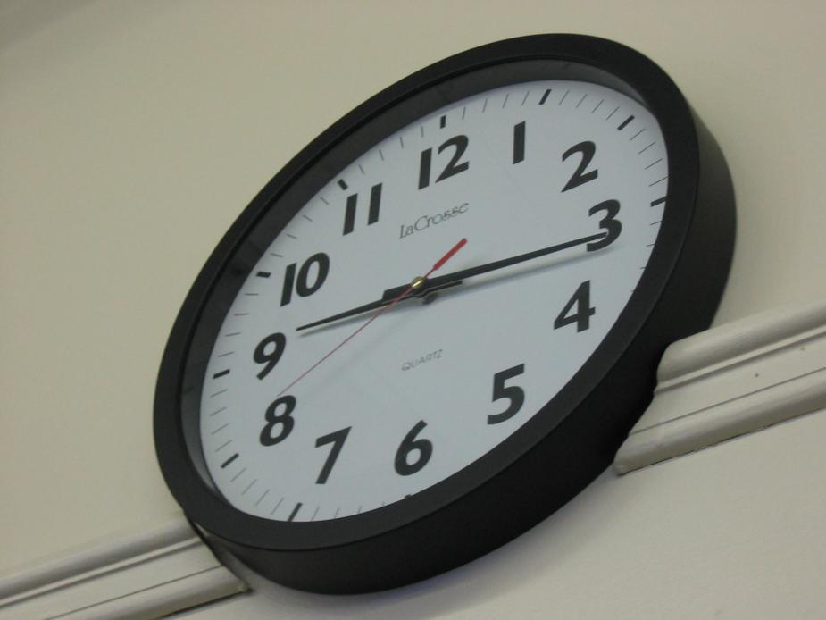 Afbeelding van klok