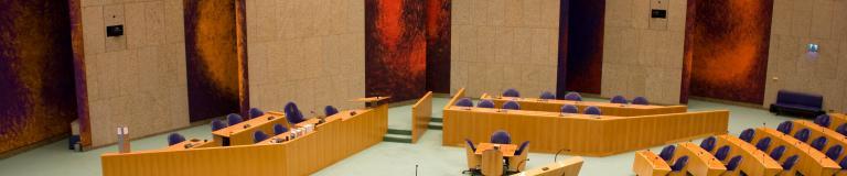 Afbeelding van Tweede Kamer -JvL-, CC-licentie, Flickr.com