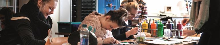 Afbeelding van het Friesland College, Maartje Roos