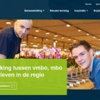 Afbeelding van website sterkberoepsonderwijs.nl