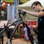 Afbeelding van mbo-student tijdens Skills the Finals 2018 in Zwolle