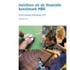 Achtste Benchmark mbo - Financiële prestaties