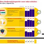 Examinering infographic - afbeelding van MBO Raad