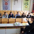 Afbeelding van studenten