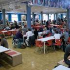 Afbeelding van studenten op Landstede