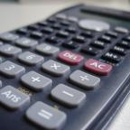 Afbeelding van rekenmachine, Flickr.com, CC-licentie Sykez Tom