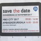 Afbeelding van advertentie in de MBO-krant voor de Dag van het mbo