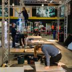 Afbeelding van Skills the Finals 2018, IJsselhallen in Zwolle