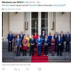 Afbeelding van het kabinet-Rutte III