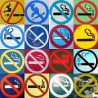 Afbeelding verboden te roken