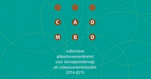 Afbeelding cao mbo 2014 - 2015