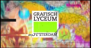 Afbeelding uit video van Grafisch Lyceum Rotterdam