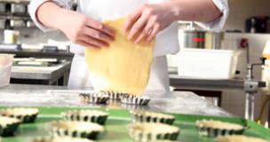 ID College - taartjes maken