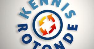 Afbeelding van het logo van de Kennisrotonde