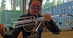 Specialistisch Vakmanschap - foto van glasblazen